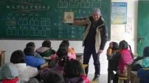 励志阳光助学基金与微笑图书室进行湖南走访